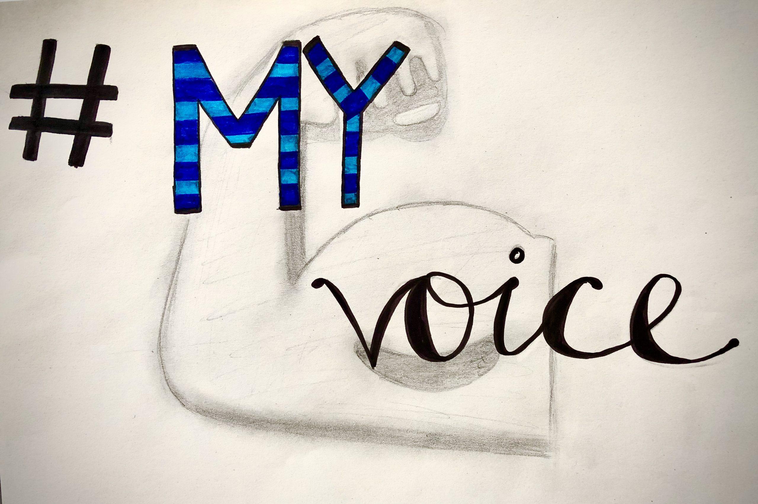 #myvoice – GESELLSCHAFT NACHHALTIG MITGESTALTEN